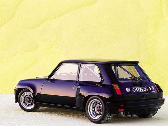 Renault 5 Turbo #9008060