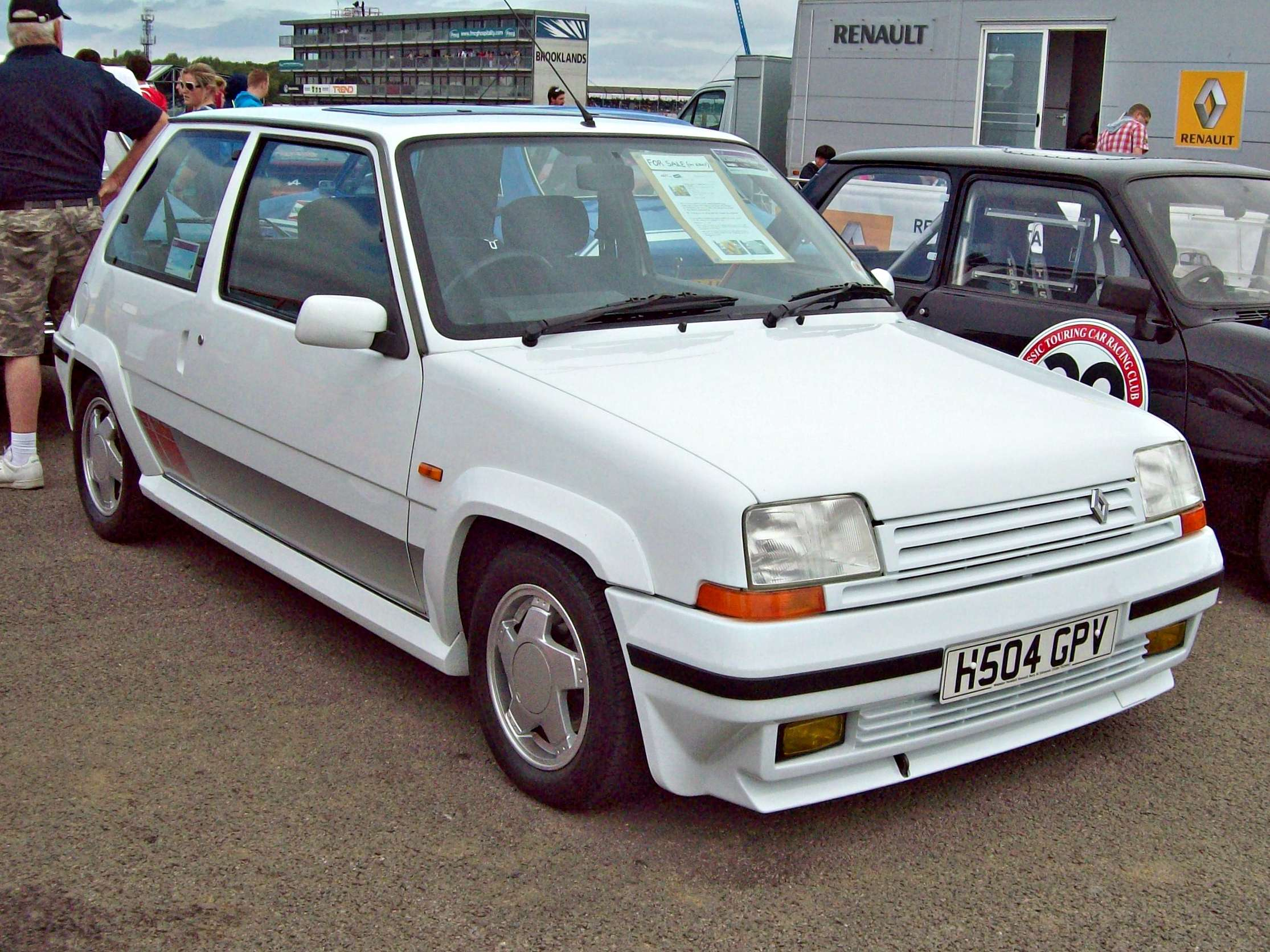 Renault 5 GT Turbo #7398956