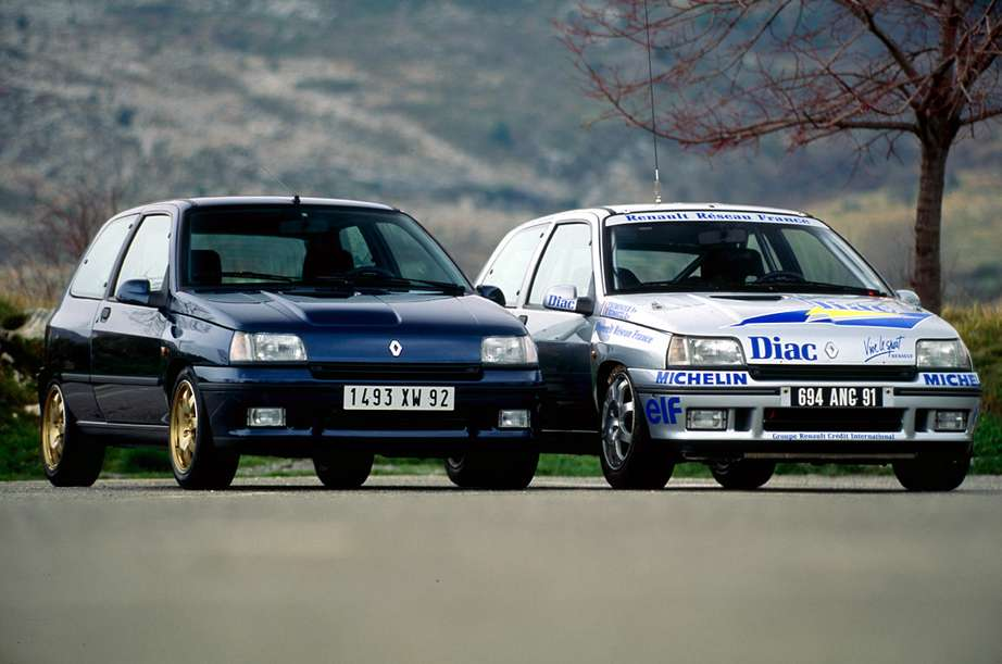Renault Clio Williams #8416622