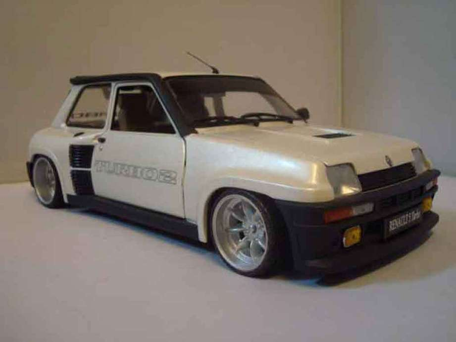 Renault 5 Turbo #7427196