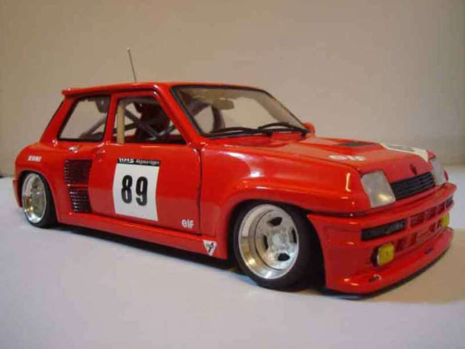 Renault 5 Turbo #7291800