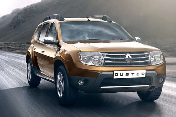 Renault Duster #8192347