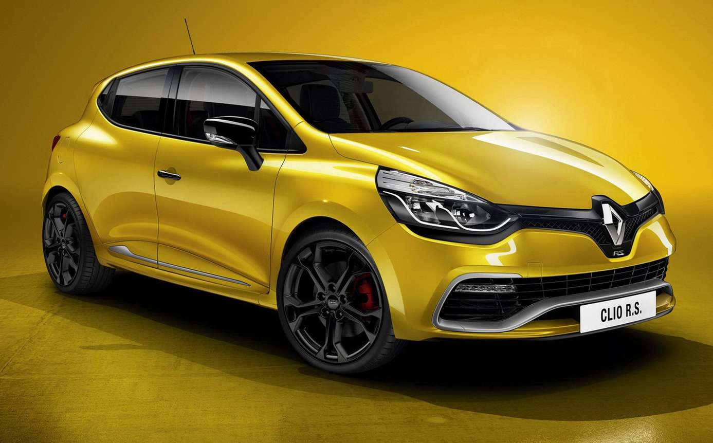 Renault Clio RS #8847413