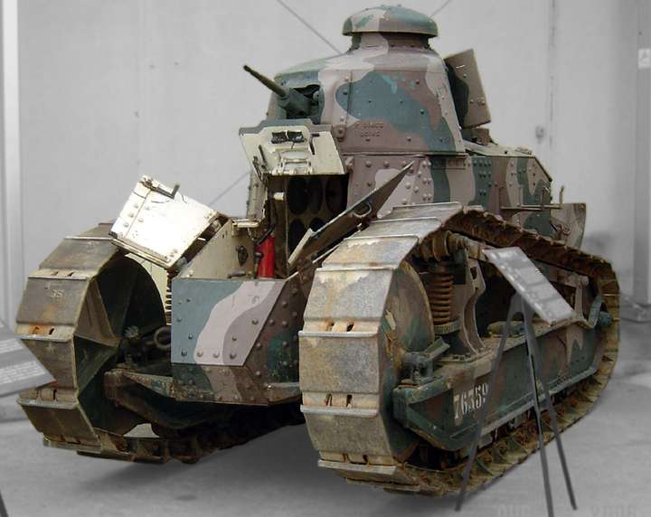 Renault FT-17 #9996612