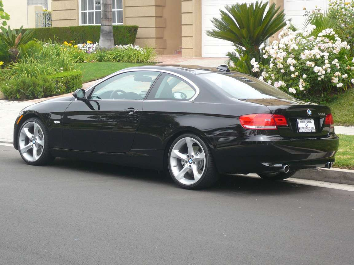 BMW 335i Coupe #8855057
