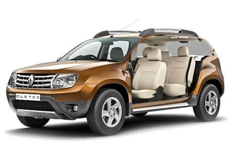 Renault Duster #8843677