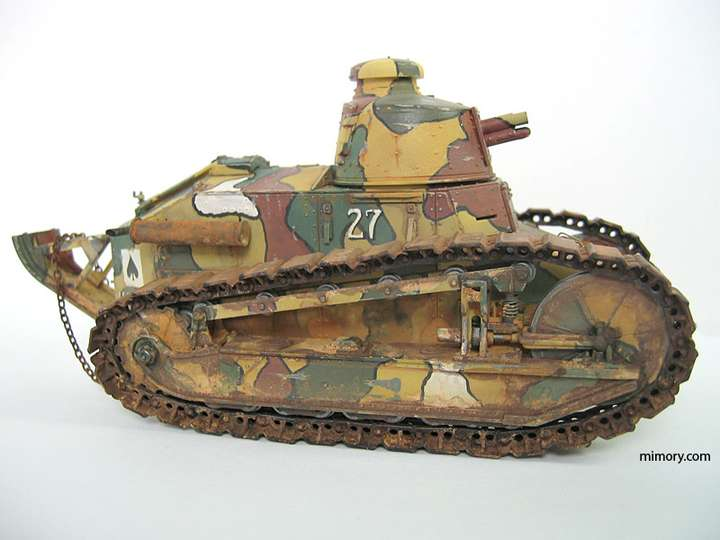 Renault FT-17 #9260343