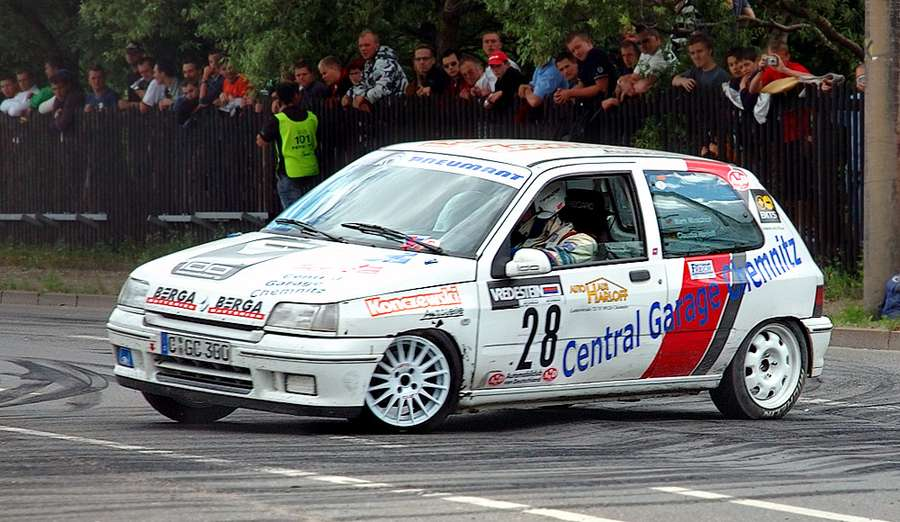 Renault Clio Williams #9792917