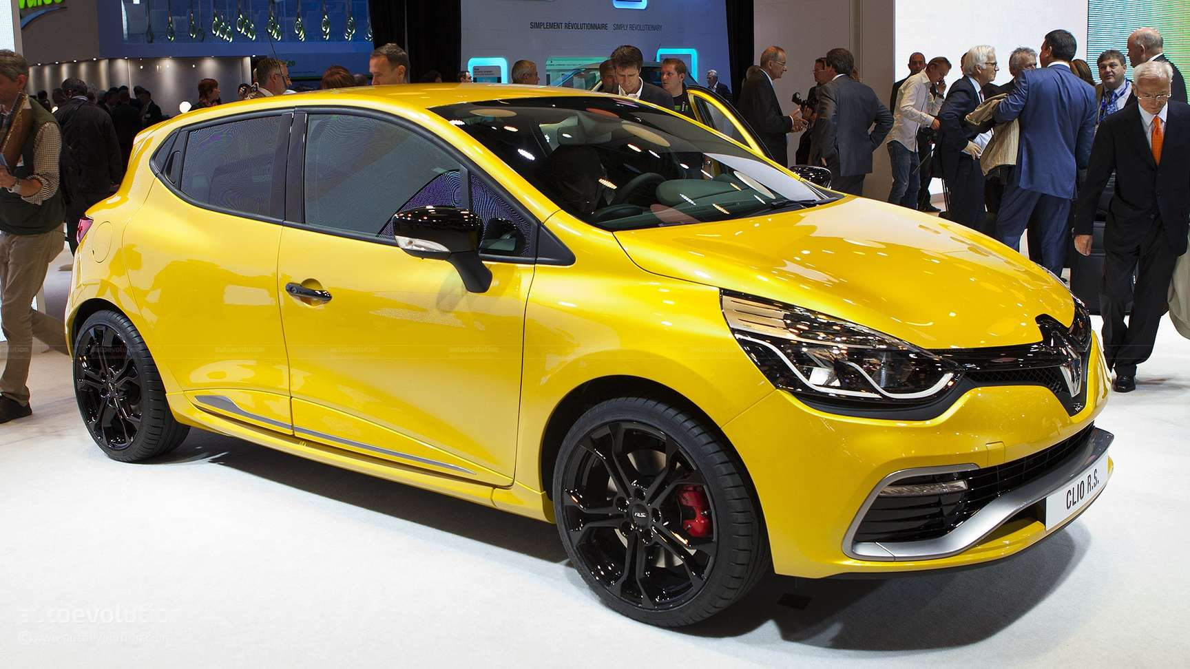 Renault Clio RS #8686240