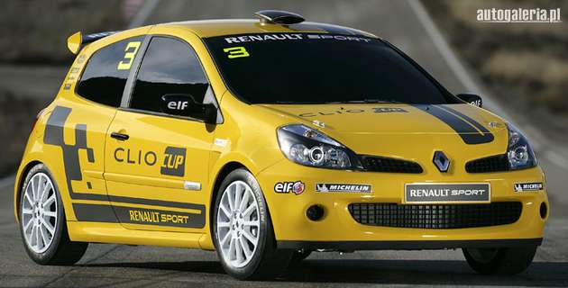 Renault Clio cup #8837532
