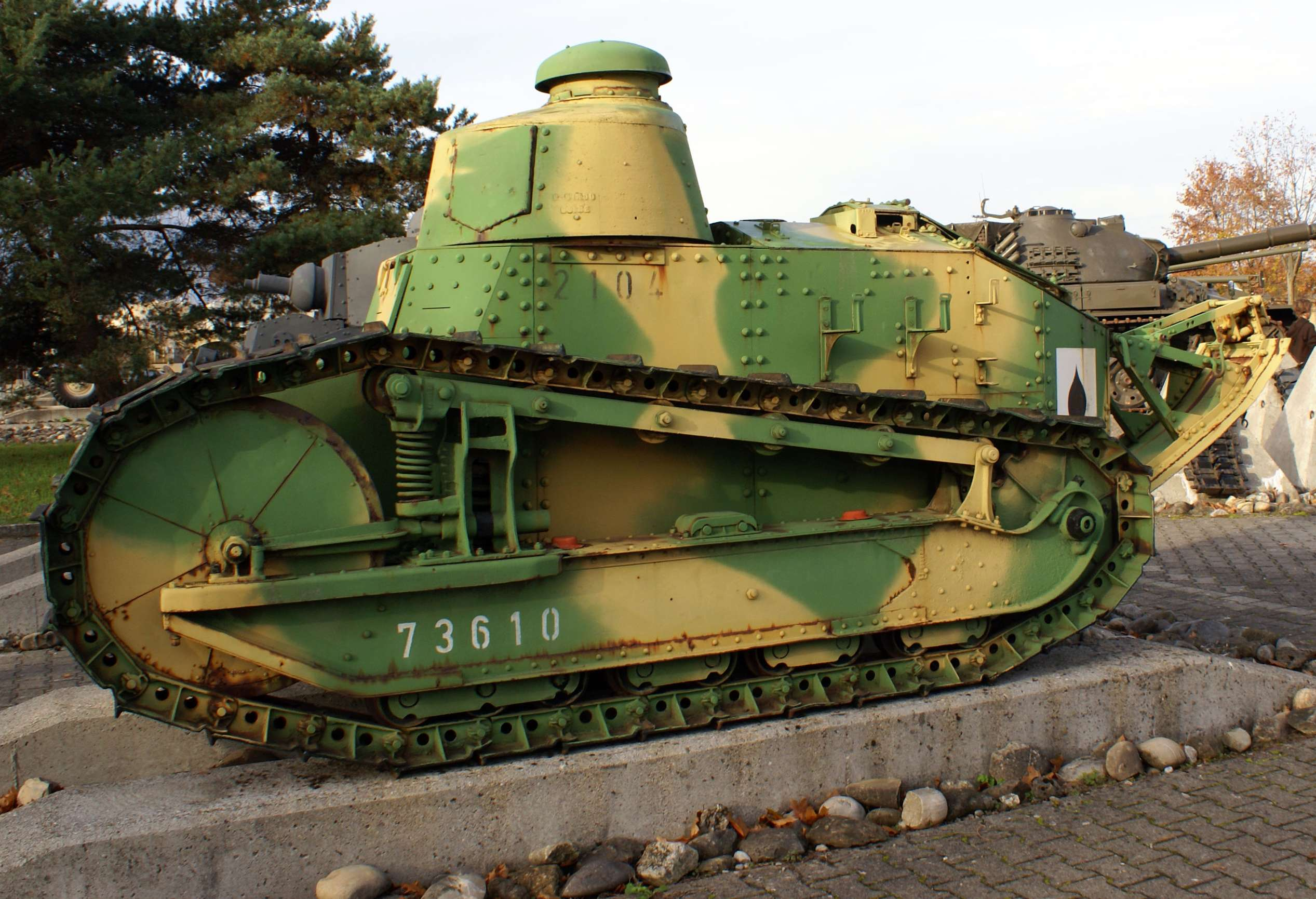 Renault FT-17 #7231105