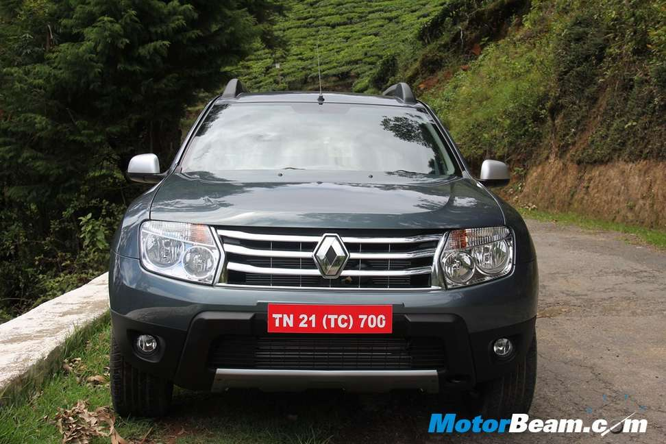 Renault Duster #9121275