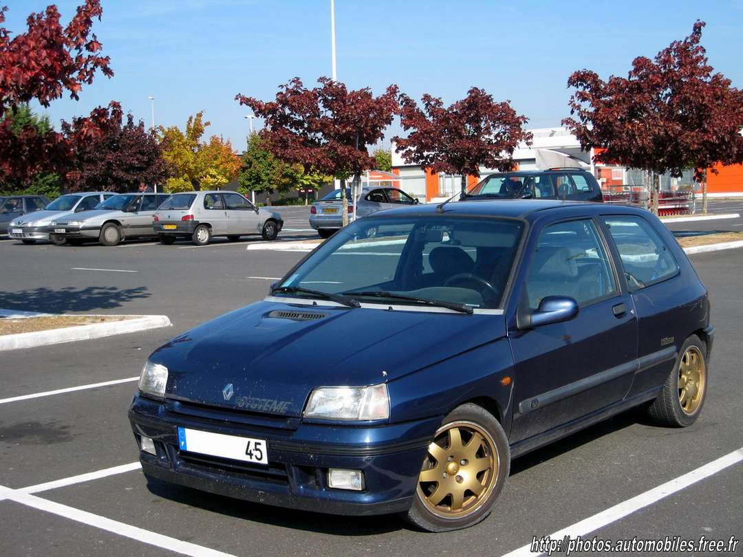 Renault Clio Williams #9327064