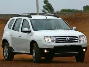 Renault Duster #9473507