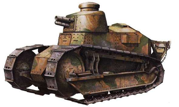 Renault FT-17 #9383882