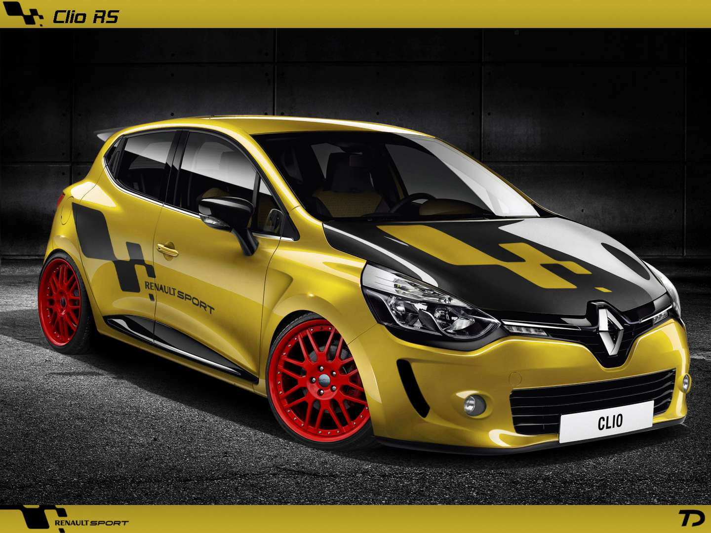 Renault Clio RS #8412138