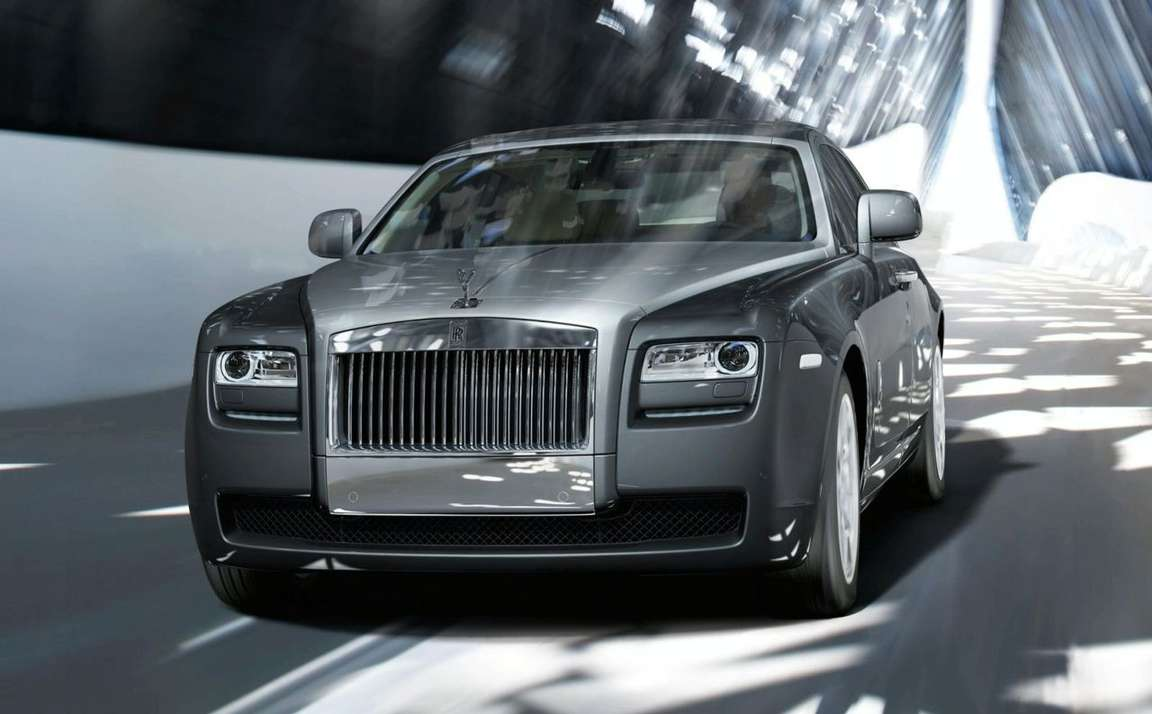 Rolls-Royce Ghost #9307171