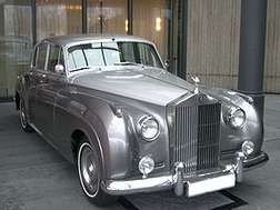 Rolls-Royce Silver Cloud #7826452