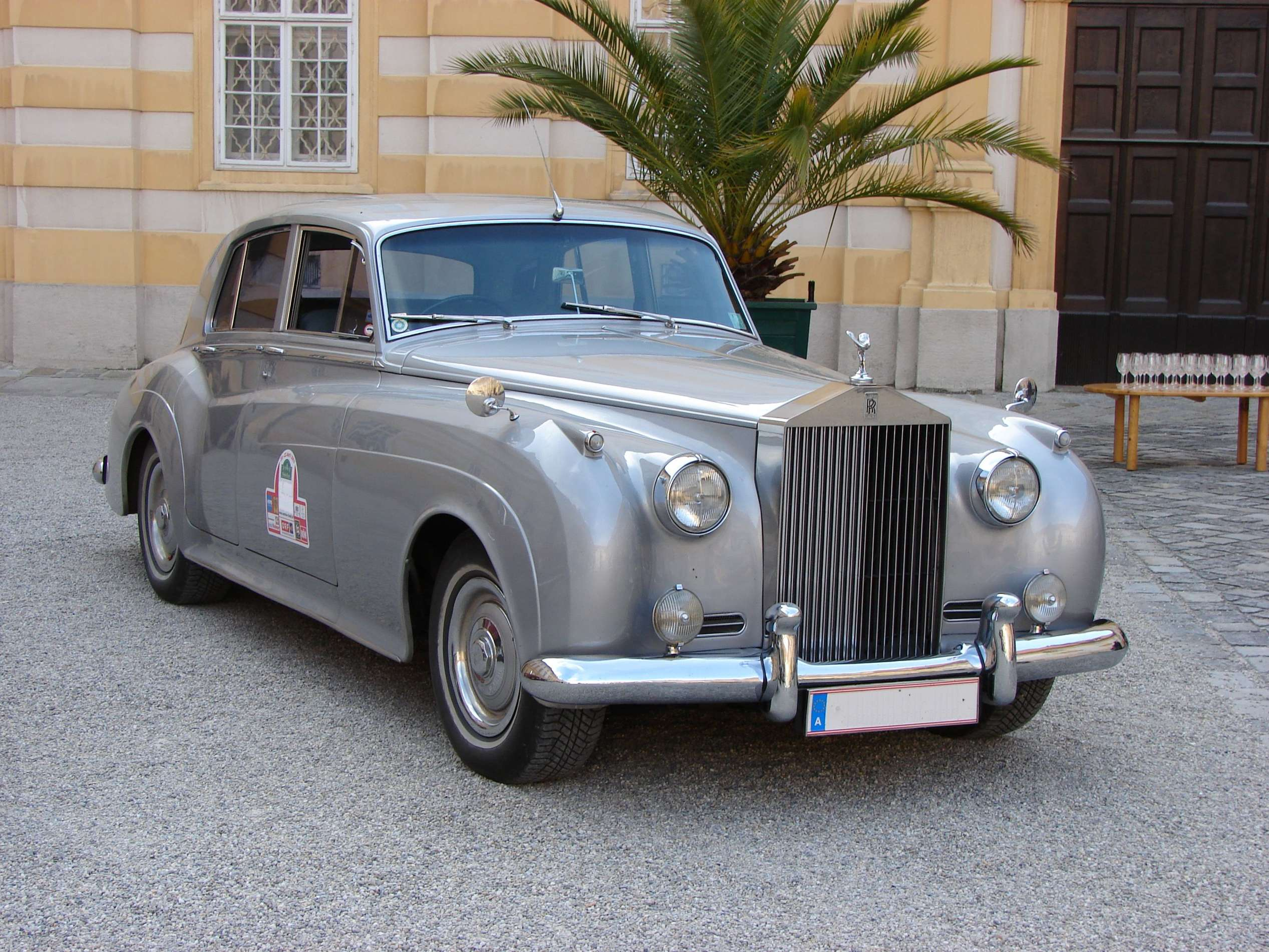 Rolls-Royce Silver Cloud #8276147