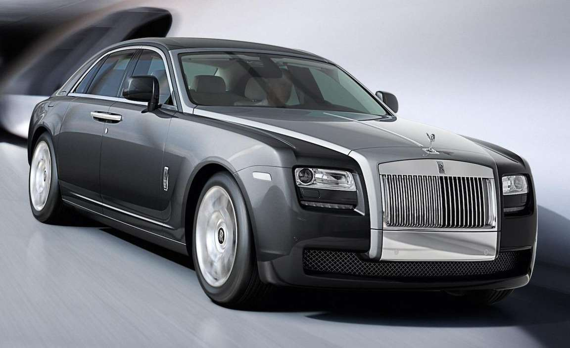 Rolls-Royce Ghost #8629240