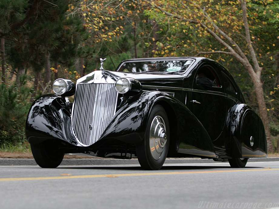 Rolls-Royce Phantom #9837779