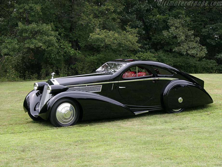 Rolls-Royce Phantom #9591786