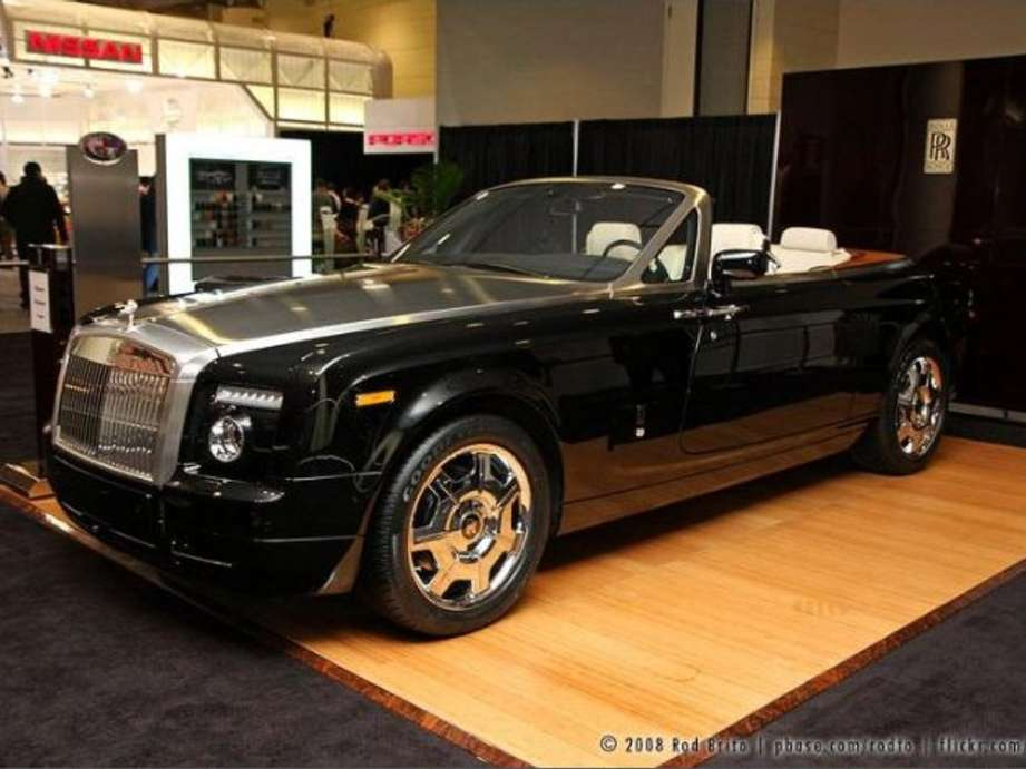 Rolls Royce Phantom Drophead Coupe #8841280
