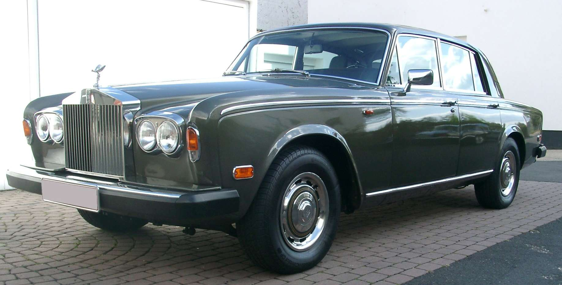 Rolls-Royce Silver Shadow #8248210