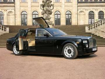 Rolls-Royce Phantom #8714072