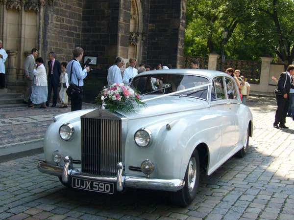 Rolls-Royce Silver Cloud #8205371