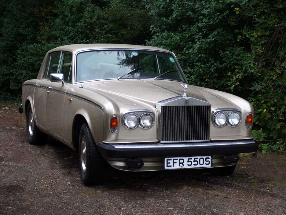 Rolls-Royce Silver Shadow #9481263