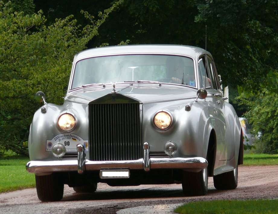 Rolls-Royce Silver Cloud #8827181