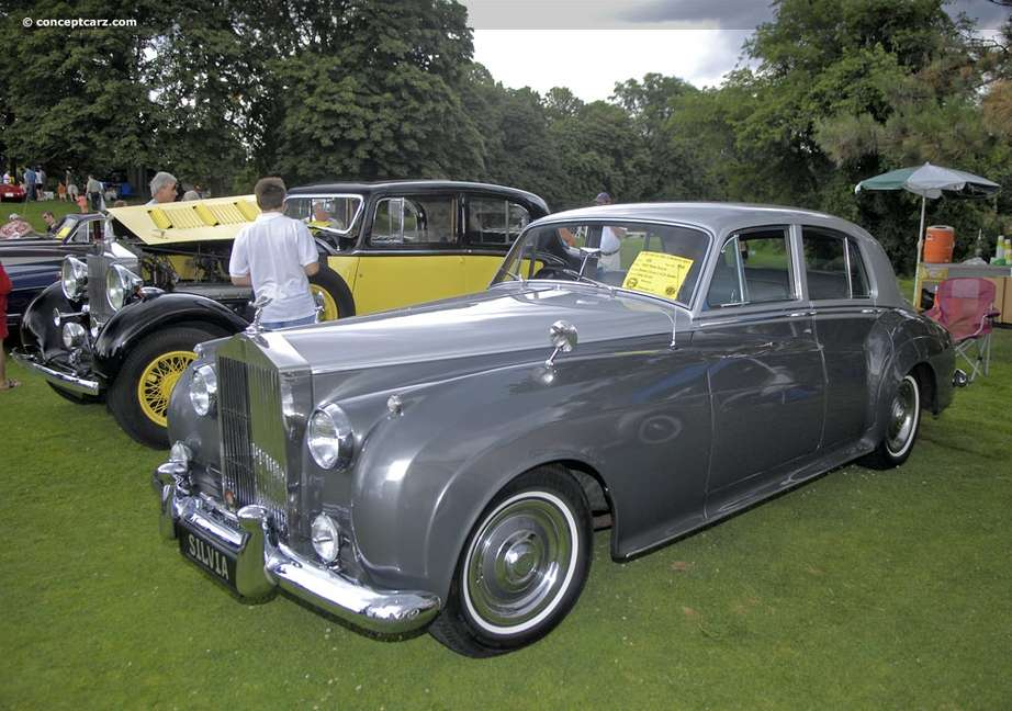Rolls-Royce Silver Cloud #8694319