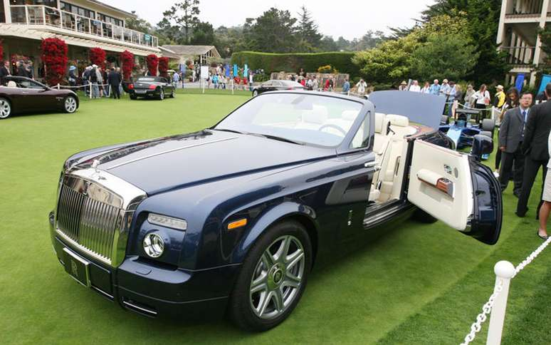 Rolls Royce Phantom Drophead Coupe #9502233