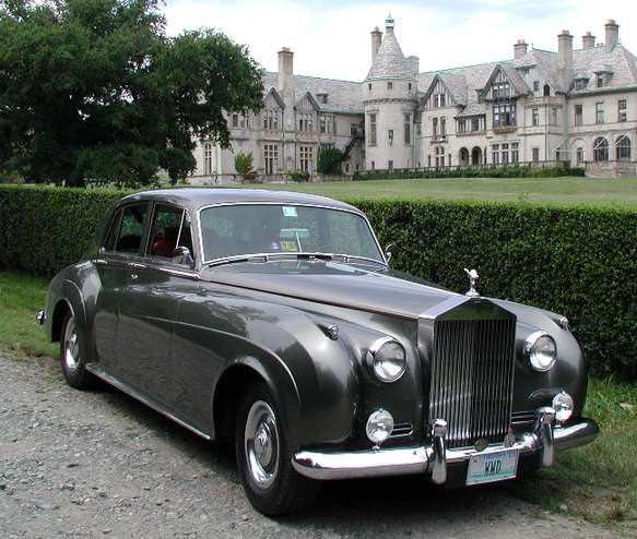 Rolls-Royce Silver Cloud #8968634