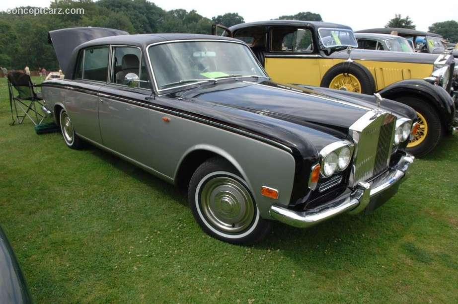 Rolls-Royce Silver Shadow #8663660