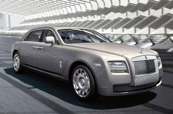 Rolls-Royce Ghost #8088532