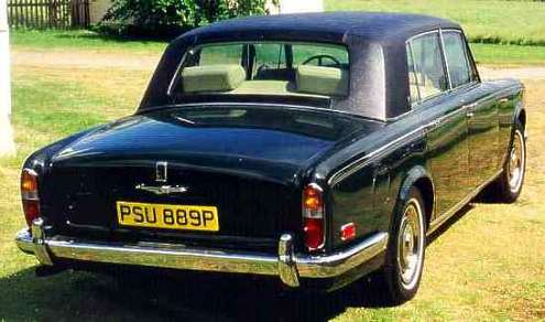 Rolls-Royce Silver Shadow #7625657