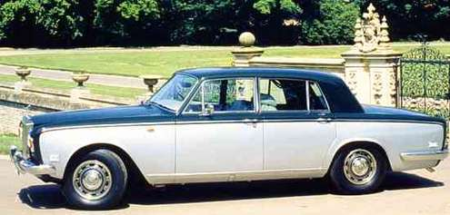 Rolls-Royce Silver Shadow #7929129