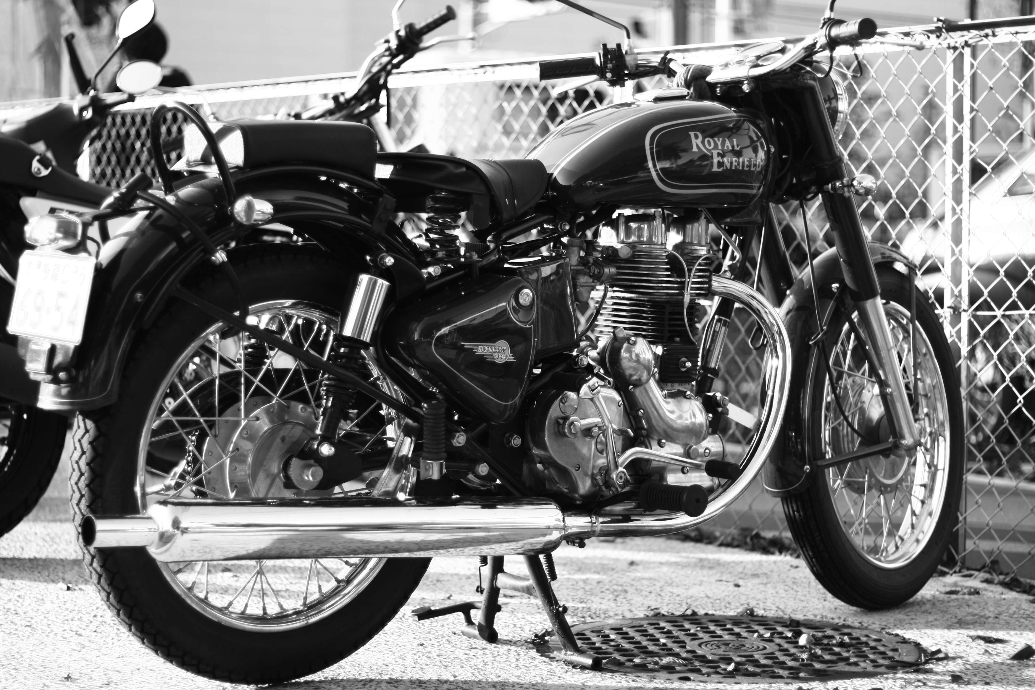 Royal Enfield Bullet 350 #9641084