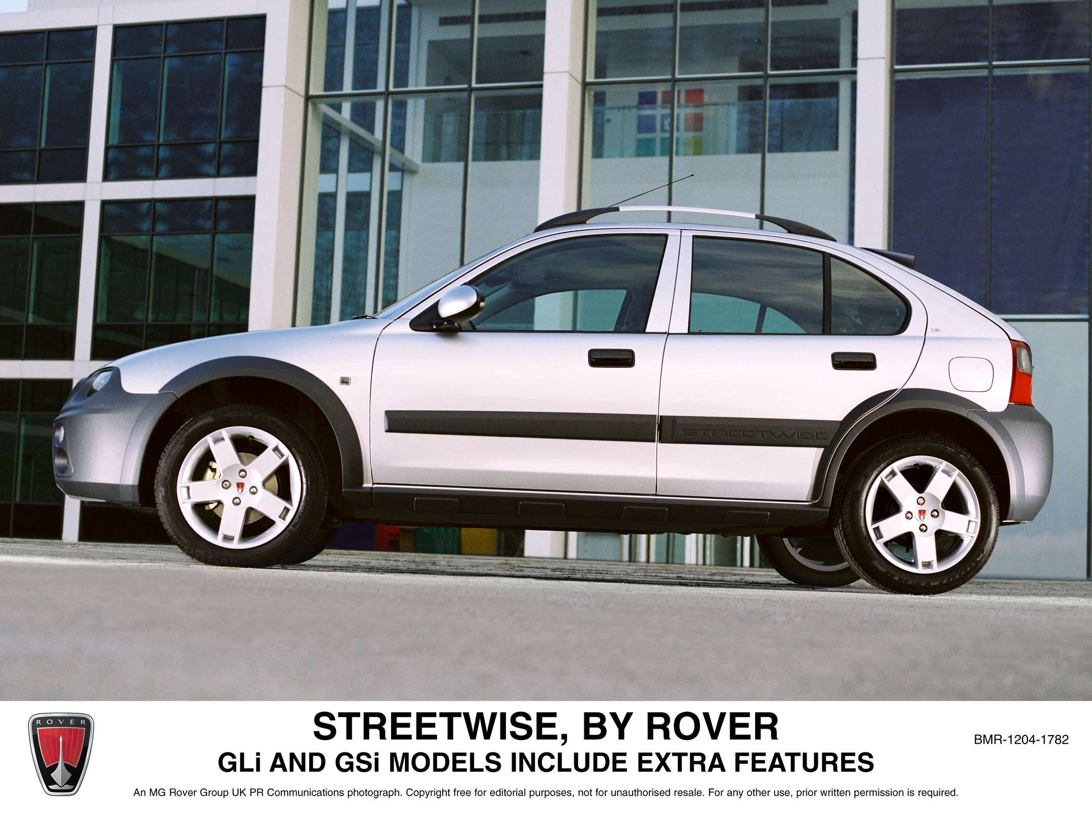 Rover Streetwise #9165203
