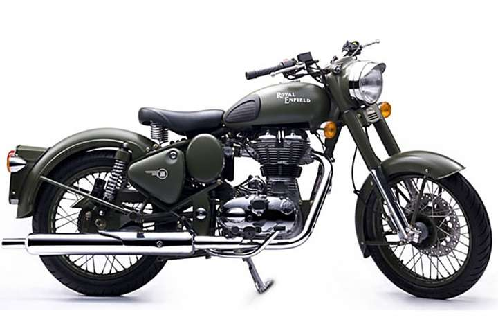 Royal Enfield Classic 500 #8177440