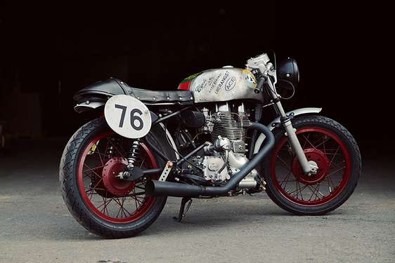 Royal Enfield Bullet #7317657