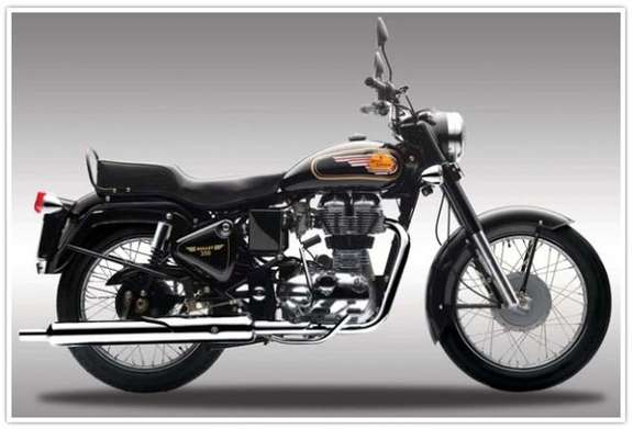 Royal Enfield Bullet 350 #9753552
