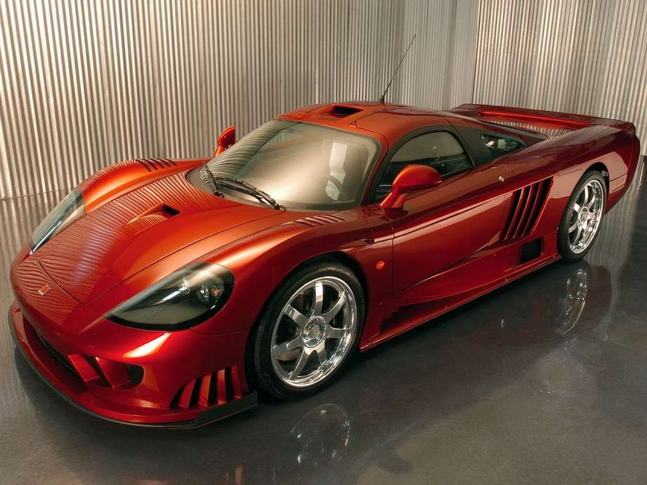 Saleen S7 Twin Turbo #9681759