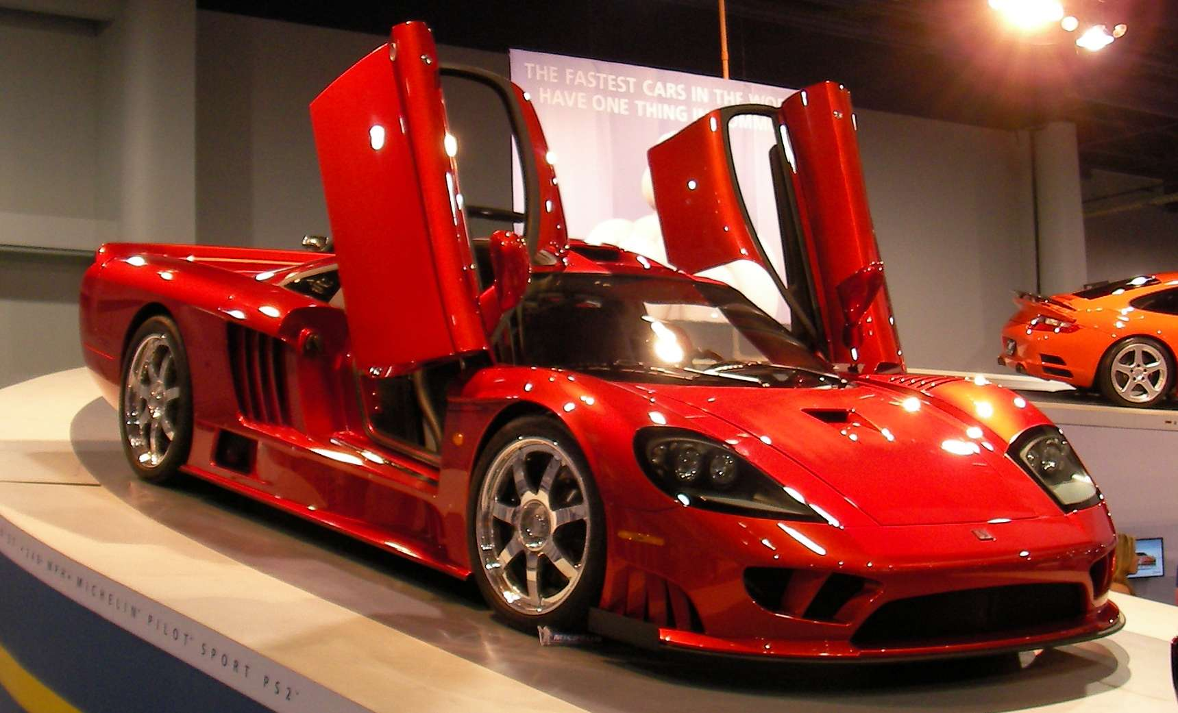 Saleen S7 Twin Turbo #8455466