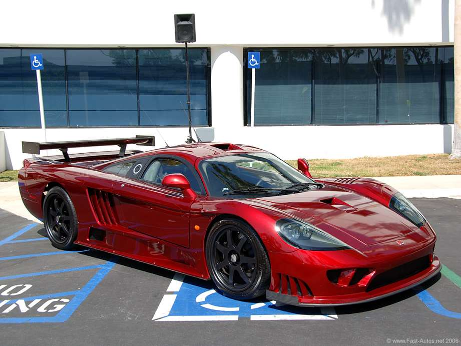 Saleen S7 Twin Turbo #8147633