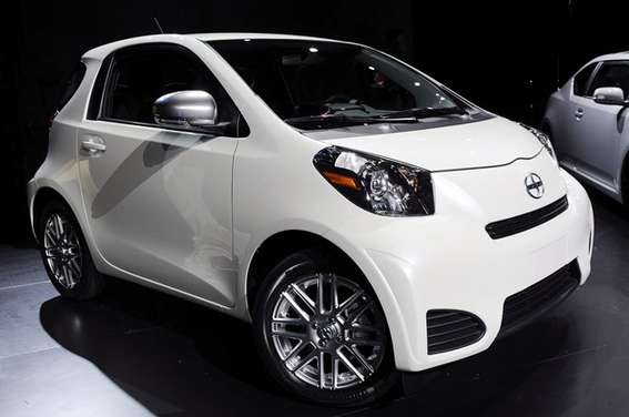 Scion iQ #7678761
