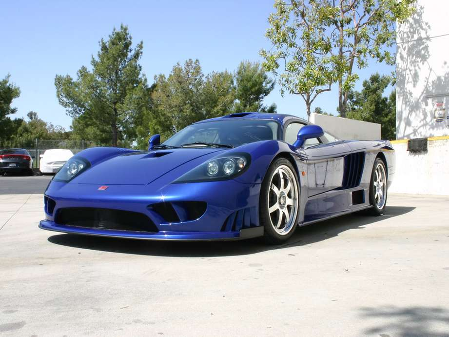 Saleen S7 Twin Turbo #8797695