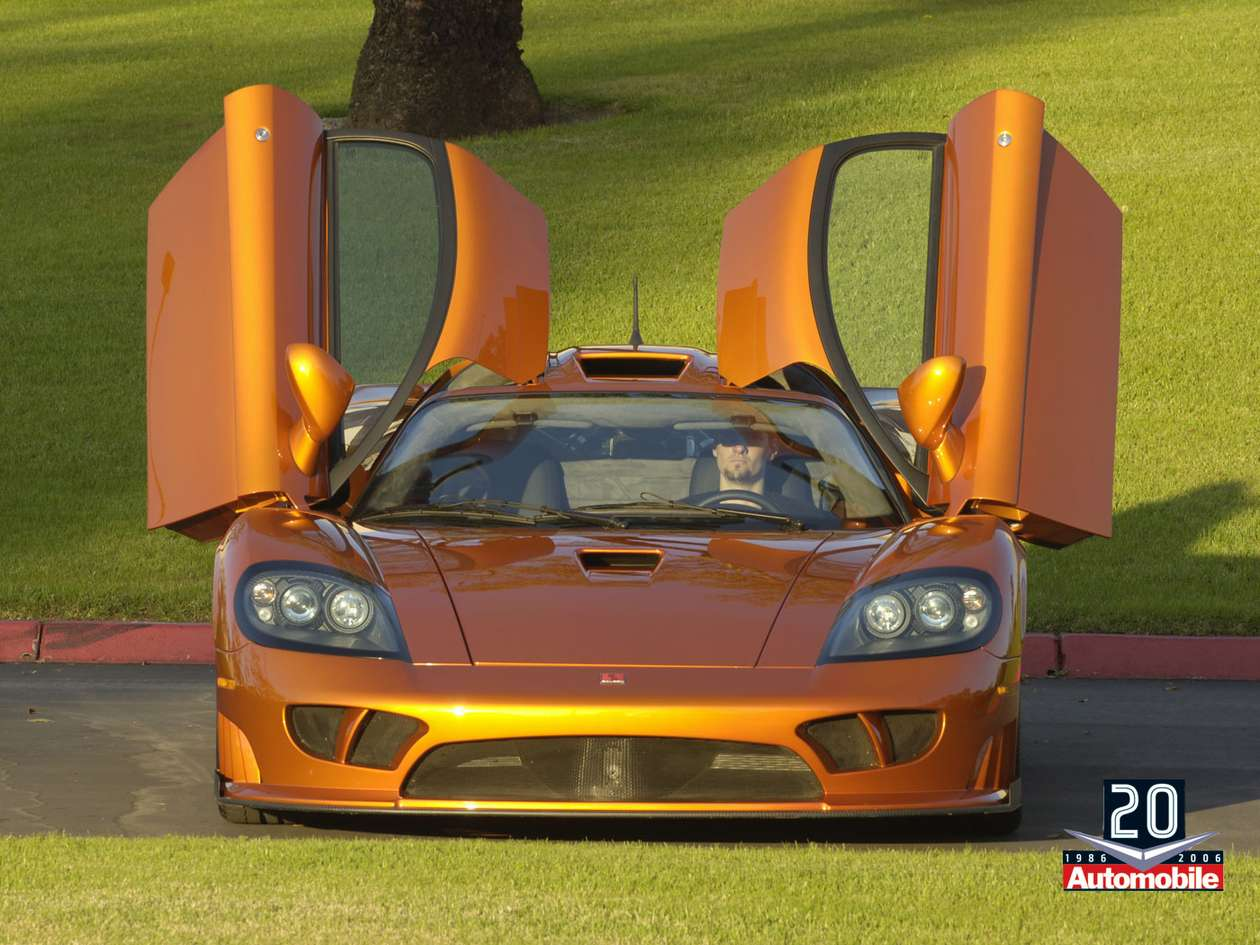 Saleen S7 Twin Turbo #9011137
